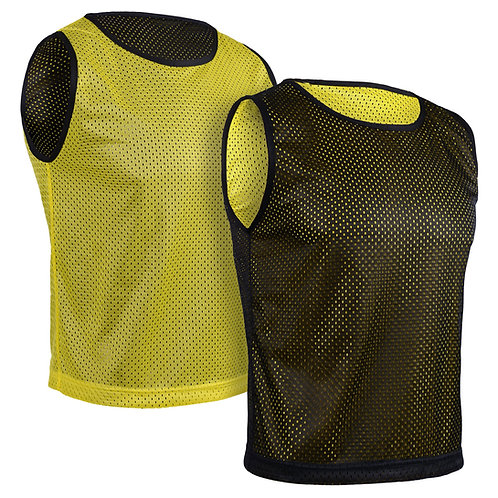 Athllete Reversible Pinnies (Pack of 6+Free Carry Bag)