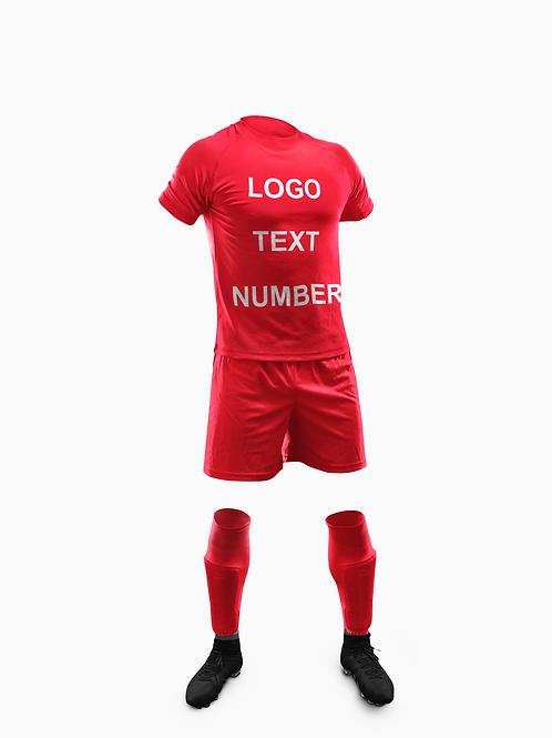 Pack of 3 & 6 Customize Team Soccer/Football  Sports Training Uniform