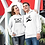 Thumbnail: Athllete Couple Hoodies Mr & Mrs CAT
