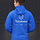 Thumbnail: Athllete Vaccinated Shield Sweatshirt Hoodie Unisex for Vaccinated Girls Boys Me