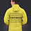 Thumbnail: Athllete Vaccinated Trendy Sweatshirt Hoodie Unisex for Vaccinated Girls Boys Me