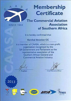 SA CAA approved Aviation Training Online
