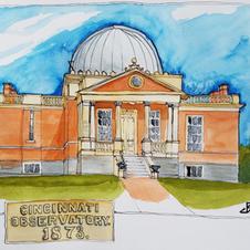 Cincinnati Observatory 1873