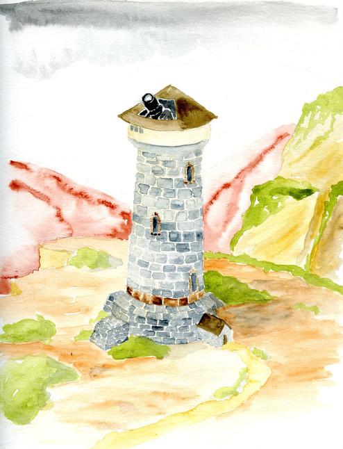 Tower of Mungan Star-Starer