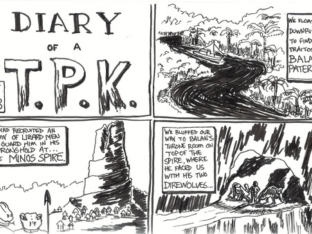 TPK Diary