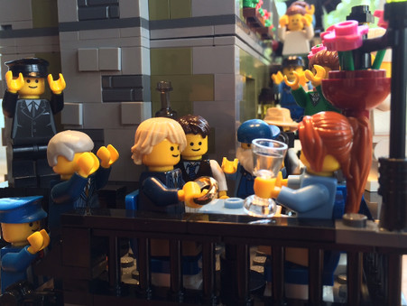 Life In a Lego Town: The Proposal
