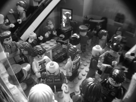 Life In A Lego Town: Brick Friday