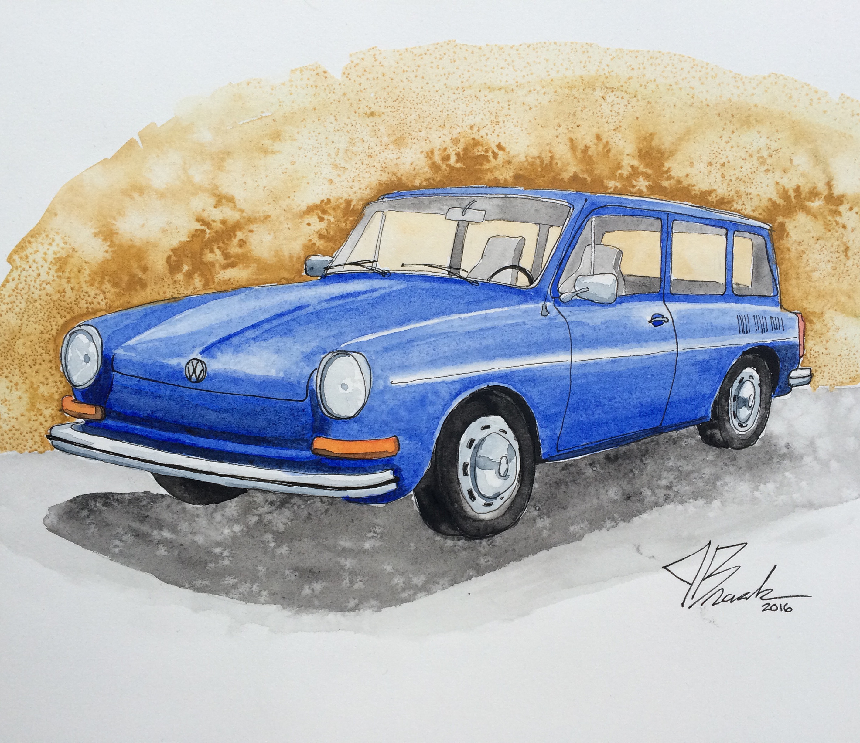 VW Squareback