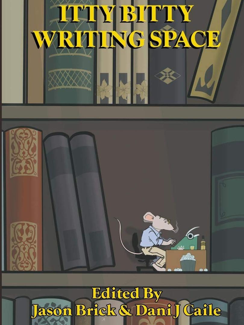 Itty Bitty Writing Space