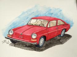 VW Fastback