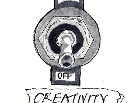 Creativity: Switch or Rheostat?
