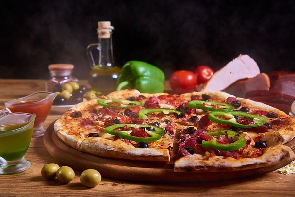 bigstock-Delicious-Italian-Pizza-Served-