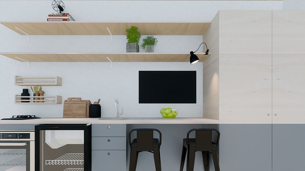 Studio moderno
