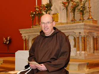 THIS WEEK'S INTERVIEW WITH FR SEAN KELLY OFM CAP ON THE POPULARITY OF PADRE PIO