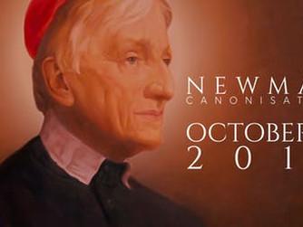 CARDINAL JOHN HENRY NEWMAN MIGHT WELL BE THE PATRON SAINT OF ECUMENISM