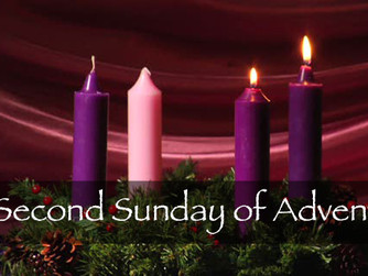 HOMILY FOR SECOND SUNDAY OF ADVENT (A)