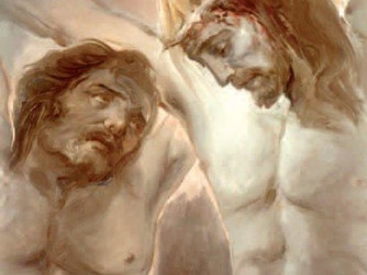 JESUS' SEVEN LAST WORDS - 'TRULY I SAY TO YOU, TODAY YOU WILL BE WITH ME IN PARADISE'