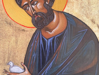 ST JOSEPH - ICON AND COMMENTARY