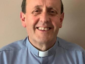 POPE FRANCIS APPOINTS FR GER NASH AS BISHOP OF FERNS
