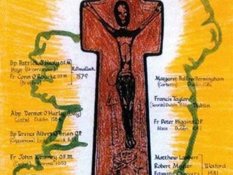 FEAST OF THE IRISH MARTYRS OF THE 16th and 17th CENTURIES - 2OTH JUNE 2019