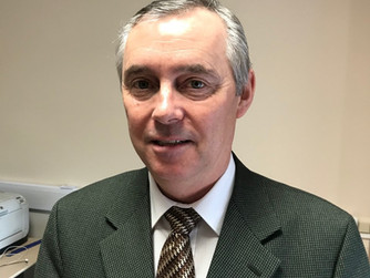 THIS WEEK'S INTERVIEW WITH MR. SEAN MC CARTHY - GENERAL MANGER OF THE HOPE CENTRE, ENNISCORTHY