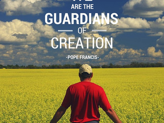 WORLD DAY OF PRAYER FOR THE CARE OF CREATION