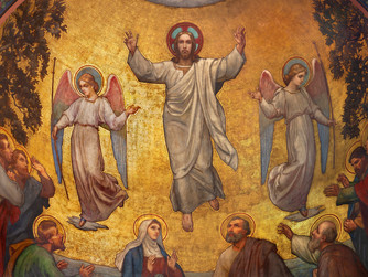 HOMILY FOR FEAST OF THE ASCENSION