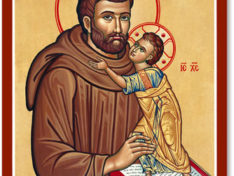 FEAST DAY OF ST ANTHONY OF PADUA - 13TH JUNE 2019