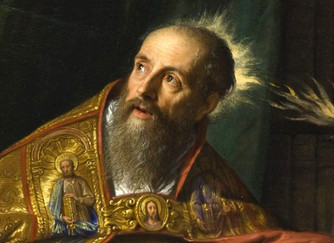 FEAST OF ST AUGUSTINE - FRIDAY 28TH AUGUST 2020