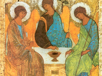 HOMILY FOR FEAST OF THE MOST HOLY TRINITY