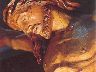 'MODEL YOUR LIFE ON THE MYSTERY OF THE LORD'S CROSS': PRIESTS AND THE MYSTERY OF SUFFERING
