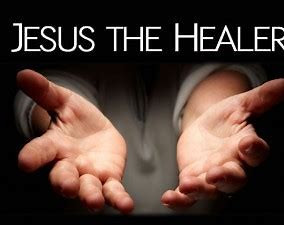 'PRAYING WITH THE SCRIPTURES' - JESUS AS HEALER, PART 2