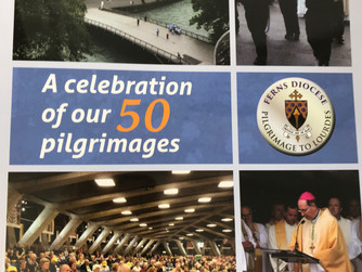 A CELEBRATION OF OUR 50 PILGRIMAGES