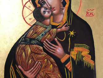 THE TENDER MOTHER OF GOD