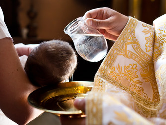 THE GIFT OF OUR BAPTISM AND OUR SEARCH FOR MEANING