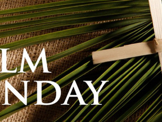 HOMILY FOR PALM SUNDAY (A)