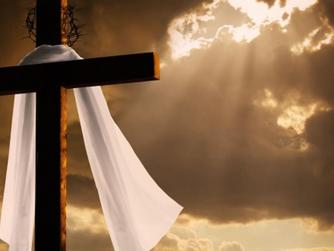 The Close Proximity of Cross and Resurrection