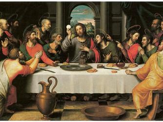 HOMILY FOR THE THE FEAST OF CORPUS CHRISTI (B)