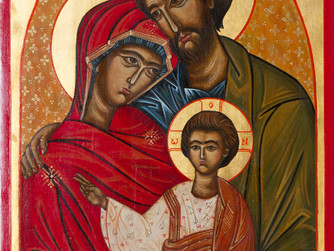 HOMILY FOR FEAST OF THE HOLY FAMILY