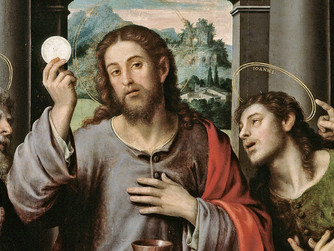 HOMILY FOR FEAST OF CORPUS CHRISTI (C1)