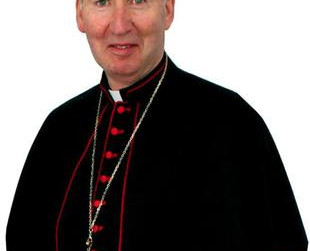 THIS WEEK'S INTERVIEW WITH BISHOP DENIS BRENNAN AS HE CELEBRATES HIS GOLDEN JUBILEE