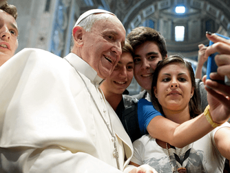 POPE FRANCIS' MESSAGE FOR WORLD YOUTH DAY 2021