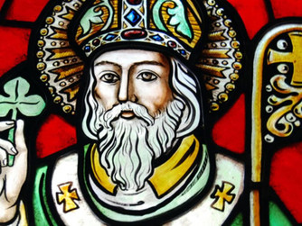 HOMILY FOR FEAST OF SAINT PATRICK