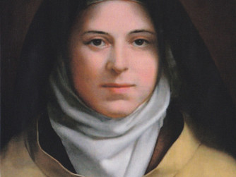 Patron Saints of The Hook of Faith - St Therese of Lisieux