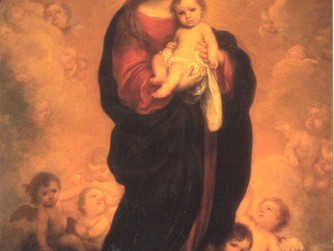 THE FEAST OF THE IMMACULATE CONCEPTION - Saturday 8th December