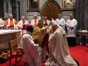 NEWSLETTER INSERT - ON THE MINISTRY OF THE BISHOP