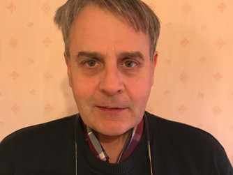 THIS WEEK'S INTERVIEW WITH MR SEAN FOGARTY - PRESIDENT OF ENNISCORTHY BRANCH OF ST VINCENT DE PA
