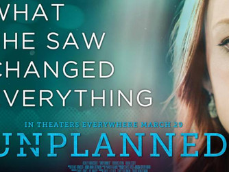 INTERVIEW WITH ASHLEY BRATCHER - LEAD ACTRESS IN THE FILM 'UNPLANNED'