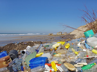 STARTING THE JOURNEY AWAY FROM PLASTIC