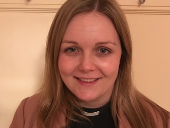 CHRISTIAN UNITY WEEK: 18TH TO 25TH JANUARY 2019. AN INTERVIEW WITH REV. NICOLA HALFORD